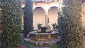 Monasterio Parral fuente