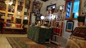 Torreón Rueda- Mesa librería