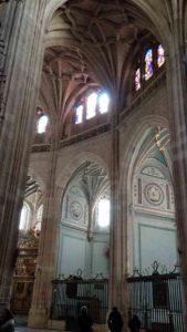 Vidrieras Catedral Segovia