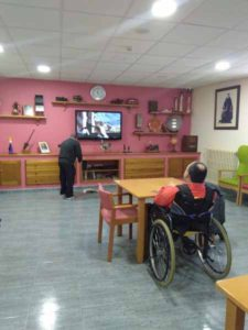 Sala televisión